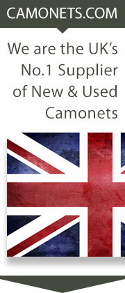 The UK's No1 Supplier of Camonets