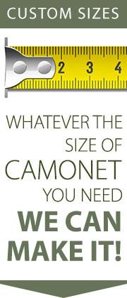 Custom Size Camo Netting