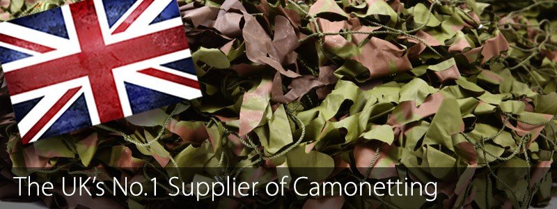 Camonetting Suppliers based in the UK