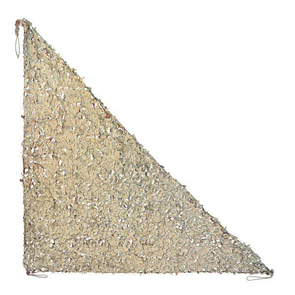 Sunshade Desert Camo Net Triangle